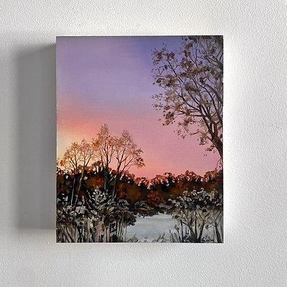 Winter Glow (8 x 10)