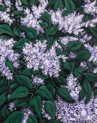"Lilac Dream (16""x 20"")"