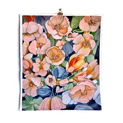 Poppies Please (16 x 20)