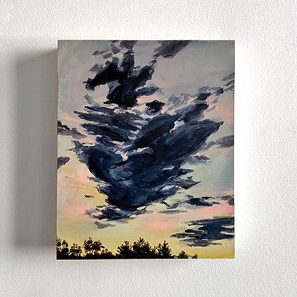 I Dream In Clouds (8 x 10)