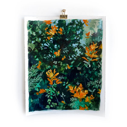 Jungle Joy (11 x 14)