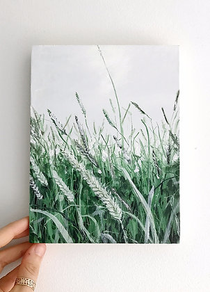 "In the Weeds (6""x 8""x 7/8"")"