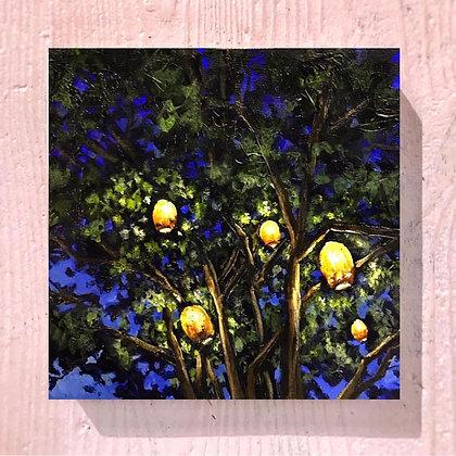 """Tree Glow (6""""x6"""")"""