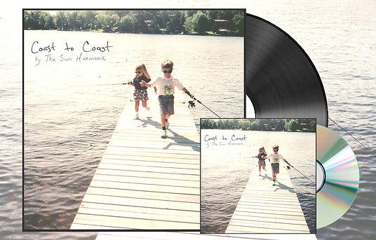 Coast to Coast Vinyl + CD