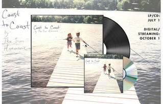 Coast to Coast LP is out Canada Day (Vinyl) + October 1st (Digital)