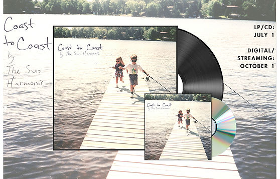 Coast to Coast Vinyl + CD