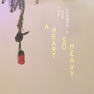 A Heart So Heavy - a love song, a new single out now!
