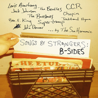 Songs By Strangers: B-Sides - Free!