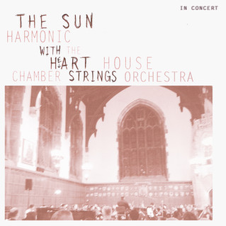 A live album with an orchestra? The Sun with Heart Strings is available now