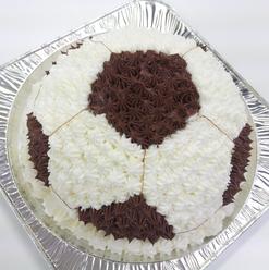 半球型立体ケーキ