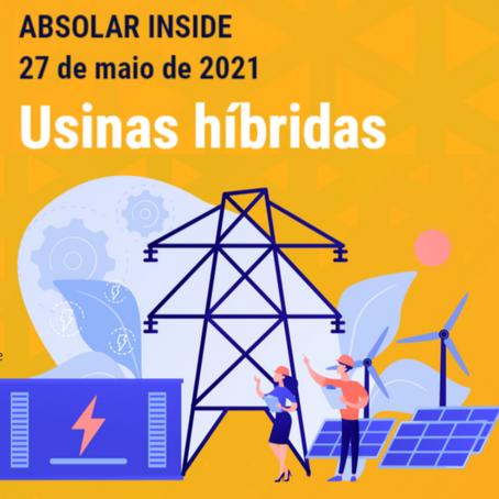 ABSOLAR Inside aborda usinas híbridas