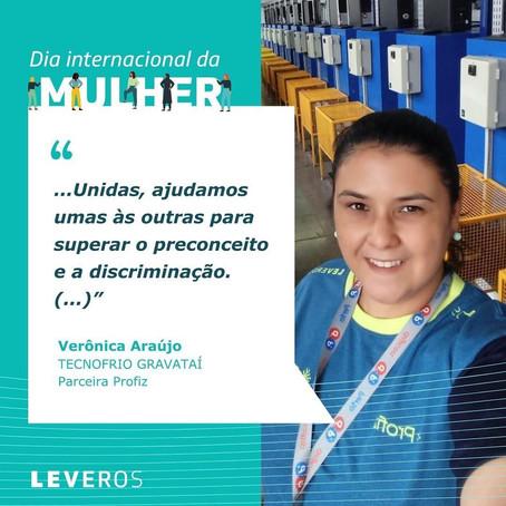 Profiz e Leveros destacam a presença feminina no setor de climatização