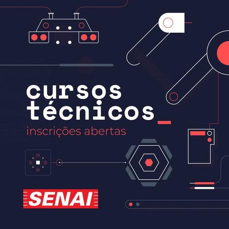 Técnico de Refrigeração no SENAI São Paulo