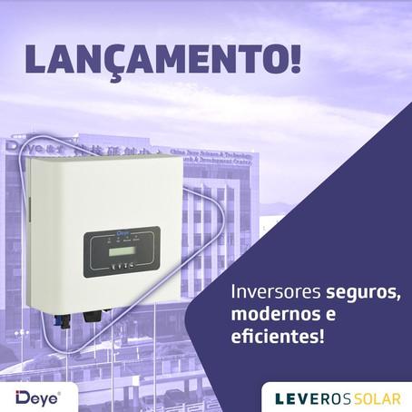 Leveros Solar: distribuidor oficial Deye