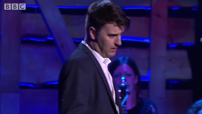 Royal Albert Hall - BBC Folk Awards