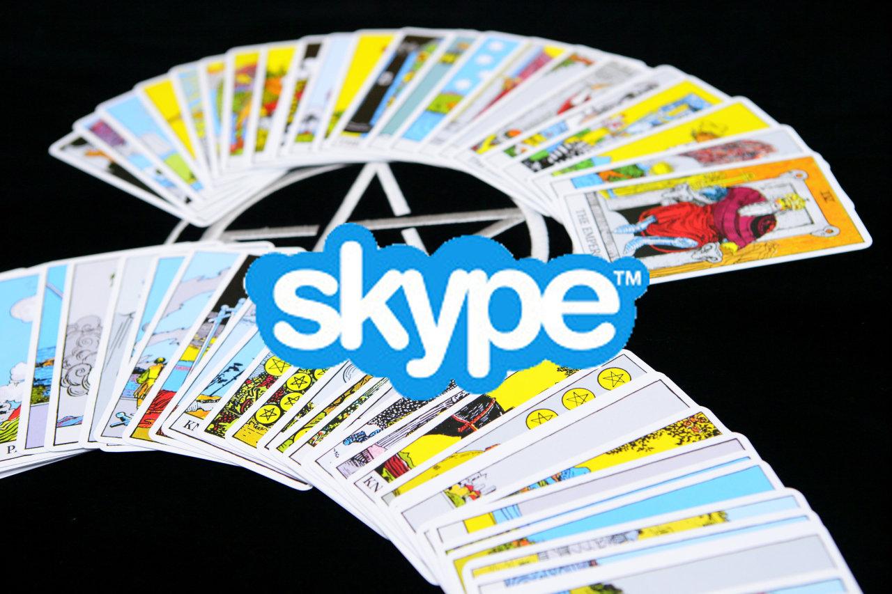 タロットリーディング 占い (Skype)