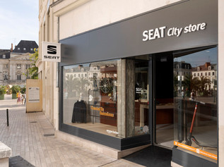 SEAT City Store in Orléans