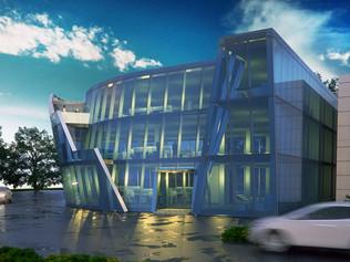 Office Building in Trenčín, Slovakia