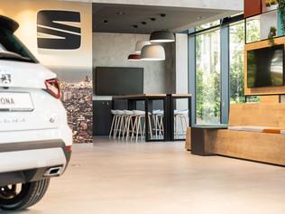 CUPRA SEAT Showroom, Germany