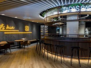 Hola Tapas Bar in Vienna Austria