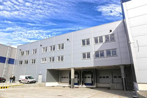 Office and Logistics in Bratislava, Slovakia