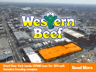 Lookout Jamaica! Western Beef Supermarket is coming to the neighborhood! Bringing the FRESHEST deals