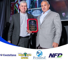 The Castellana Foundation recognized by Fundezpaz NYC for sponsoring home construction projects for