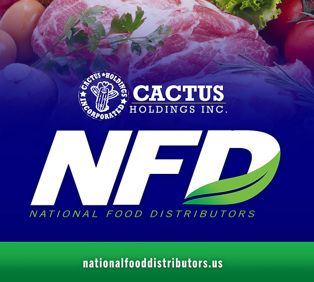 Cactus Holdings welcomes National Food Distributors to the New York