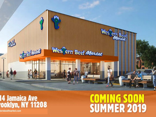 Western Beef Market set to debut summer 2019 at 814 Jamaica Ave. in Cypress Hills, Brooklyn