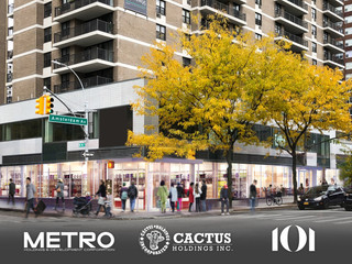 Cactus Holdings partners with 101 Holdings and Metro Holdings & Development on Acquisition of 72