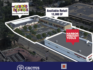 Cactus Holdings partners with Metro HD  on development of 22,000 Square Foot shopping center at 2298