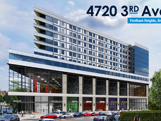 Permits Filed For 4720 Third Avenue In Belmont, The Bronx [New York Yimby]