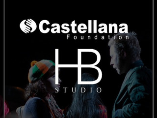The Castellana Foundation proudly supports HB Studio of Greenwich Village