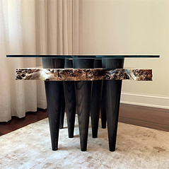 Stalactite End Table