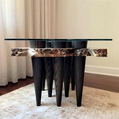 Stalactite End Table