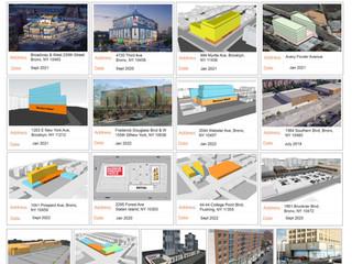 All New Real Estate Developments