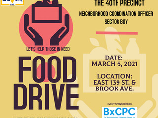 Western Beef / Cactus Holdings Teams up with the NYPD & BxCPC to help people in need
