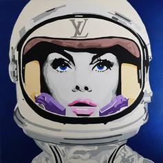 Stylish Astronaut (SOLD)
