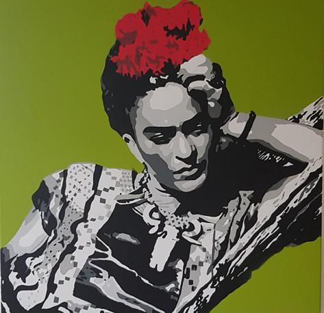 Frido Kahlo (SOLD)