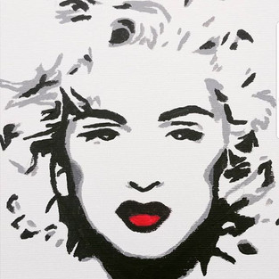 Madonna (NOT FOR SALE)