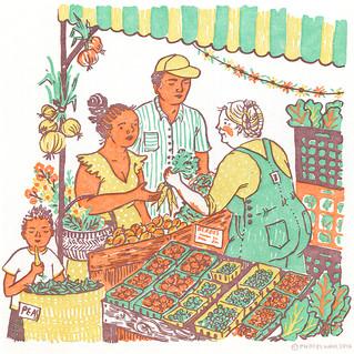 June/Farmer's Market