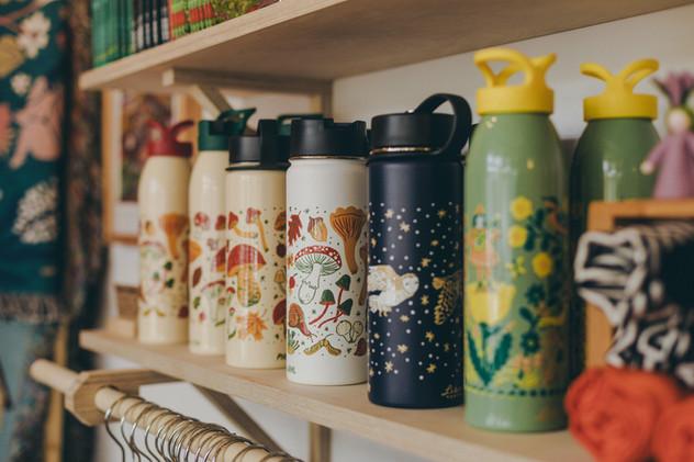 Assorted Water Bottles