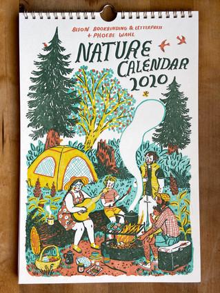 2020 Nature Calendar
