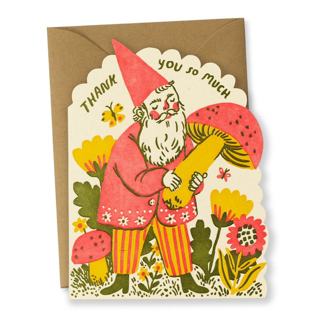 Thank You Gnome