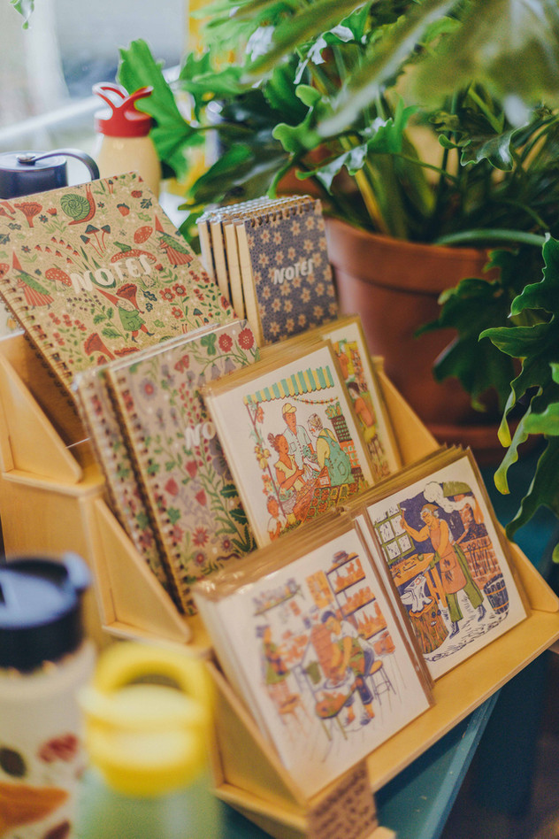 Notebooks & Cards