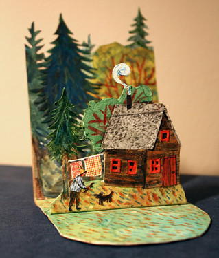 Tiny Pop-Up for Peter