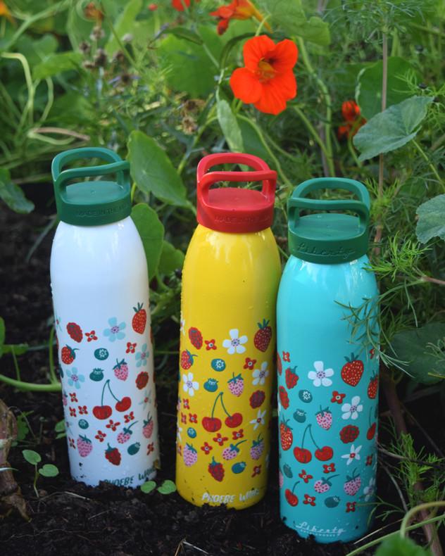 Shortcake Water Bottles