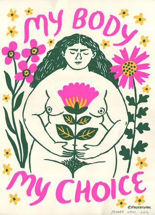 My Body My Choice, v.1