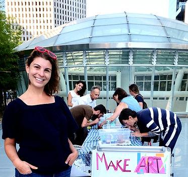 Shannon Gerrity, Founder of Creative Flo