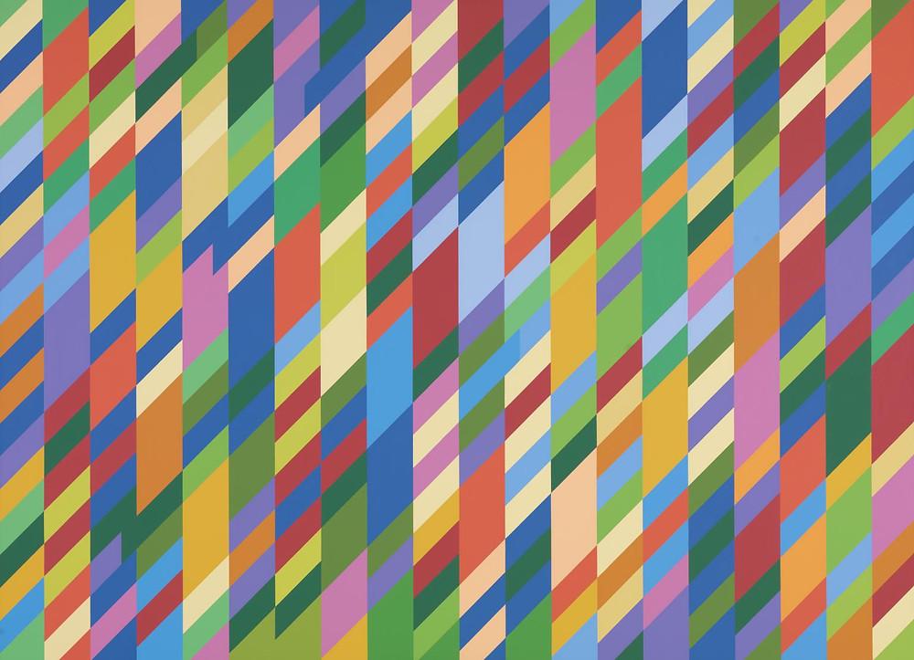 color geometric tertiary rectangle shape